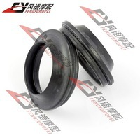 Motorcycle Front shock absorber oil seal cover fork dust cover 39X51 high quality(China (Mainland))