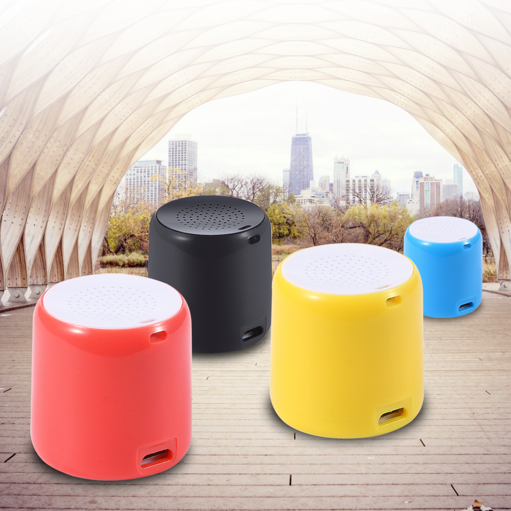 Hot Portable Tiny Mini Bluetooth Speaker Wireless Speaker Sound System 3D Flexible Music Surround MP3 4 Palyer Pocket Keychain(China (Mainland))