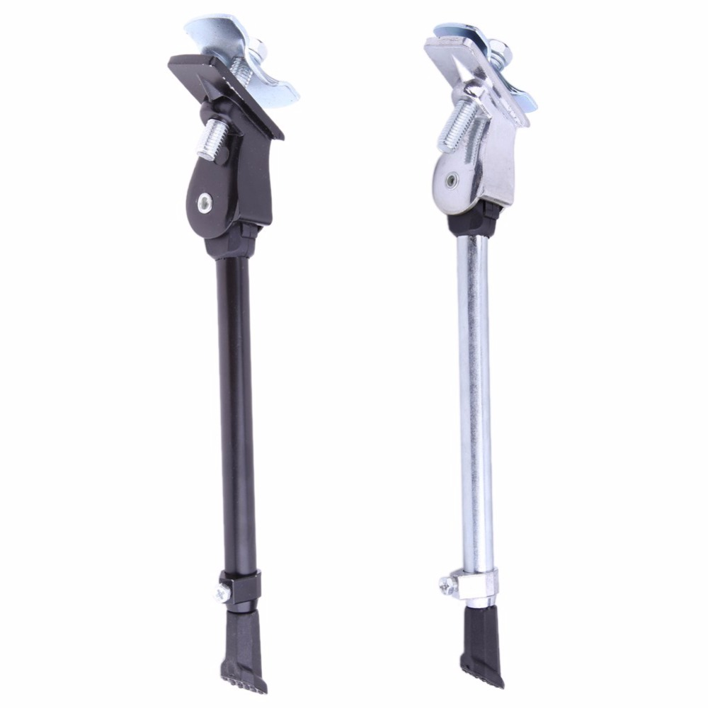 """16"""" 27"""" Alloy Adjustable Bike Support Foot Brace Kickstand MTB Road Mountain Bicycle Cycling Kick stand"""