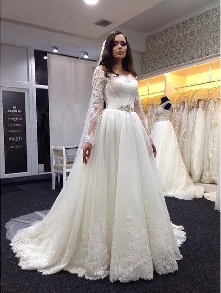 Vestidos de noiva long sleeve lace women summer formal for Long sleeve lace maternity wedding dress