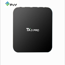 Buy Amlogic S905X Android 6.0 TV Box Quad core 1G 8G Media Player HDMI H.265 WIFI Media Player Set Top Box New TX3 PRO for $33.56 in AliExpress store