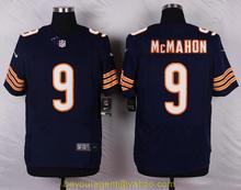 Men's free shiping A+++ quality hicago Bears #9 Jim McMahon Elite(China (Mainland))