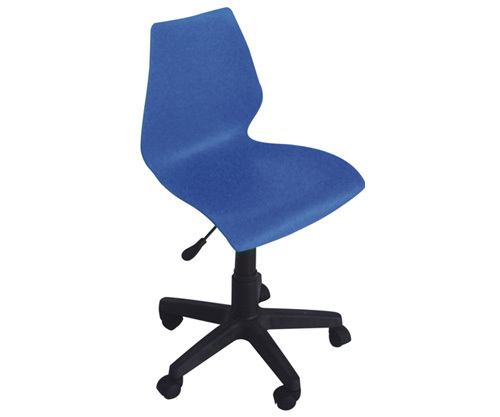 curvy style company staff chair office computer lift chair reception room revolving chair(China (Mainland))