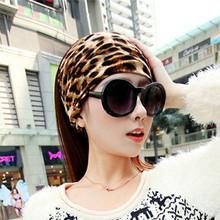 Fashion Headband New Women's Hair Accessories Sexy Leopard Print Wide Hair Bands