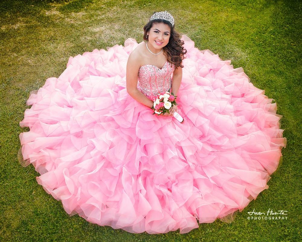 Vestidos de 15 anos pink quinceanera dresses 2015 for Ornamentacion de 15 anos