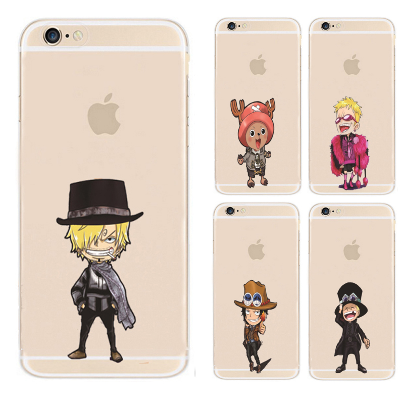 Creative design Cartoon character Shell For Apple iphone 6 mobile phone cases transparent Shell For iphone 6s case(China (Mainland))