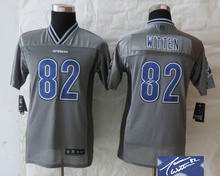 Signature youth Dallas Cowboys children 11 Cole Beasley 50 Sean Lee Embroidery Logos size S to XL(China (Mainland))