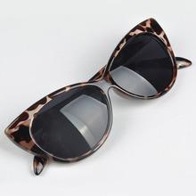 Lovely Cat Eye UV Protection Anti-Radiation Women Sunglasses Vintage Goggles Dark Glasses oculos de sol feminino(China (Mainland))