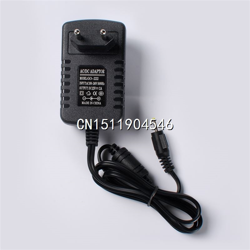 B39AC 100 240V to DC 12V 2A Switch Switching Power Supply Converter Adapter EU Plug