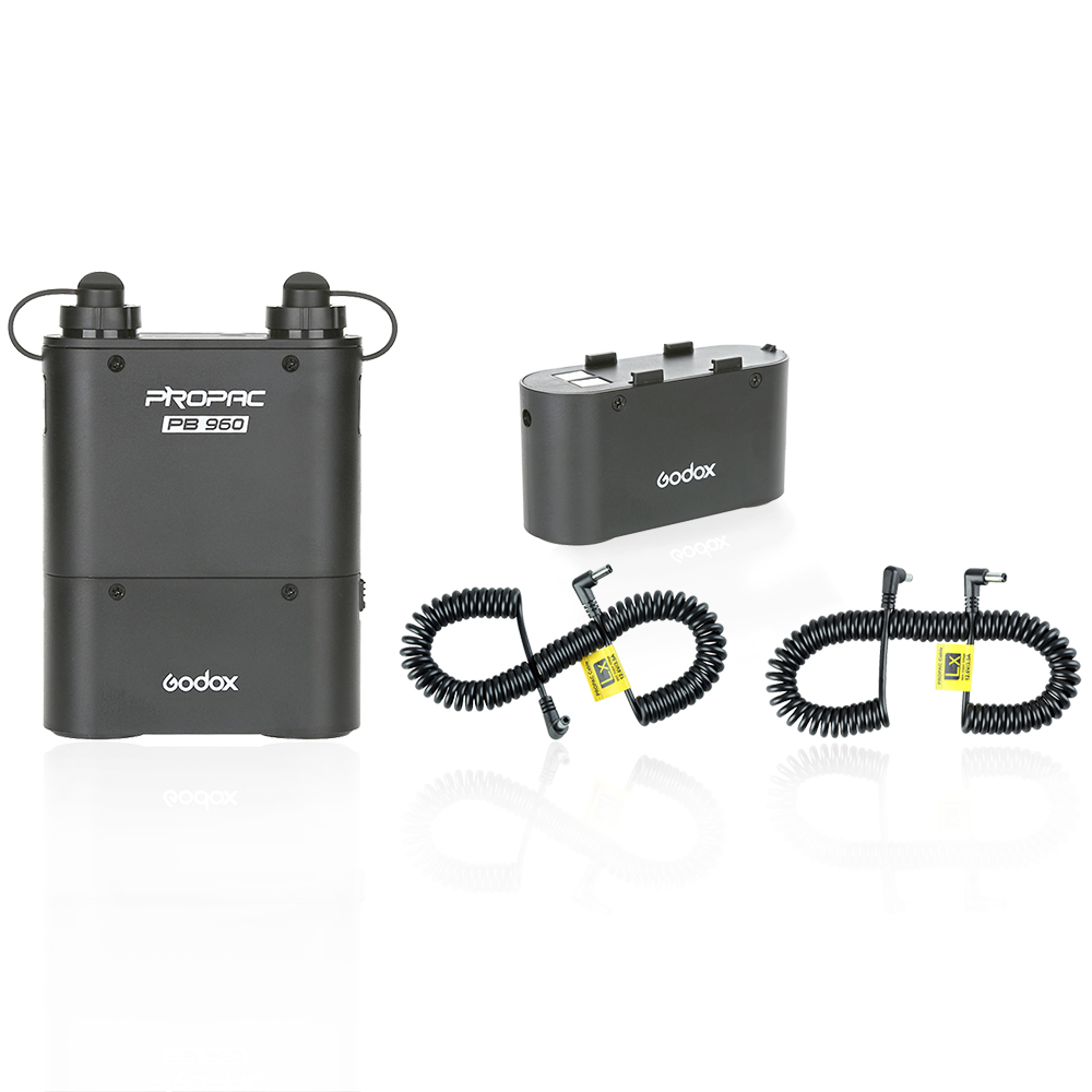 Godox PB960 Battery Pack +BT4300 Output Battery Chamber+ 2x LX Power Cable for Powering Godox LED Video Lights &amp; AD-series flash<br><br>Aliexpress