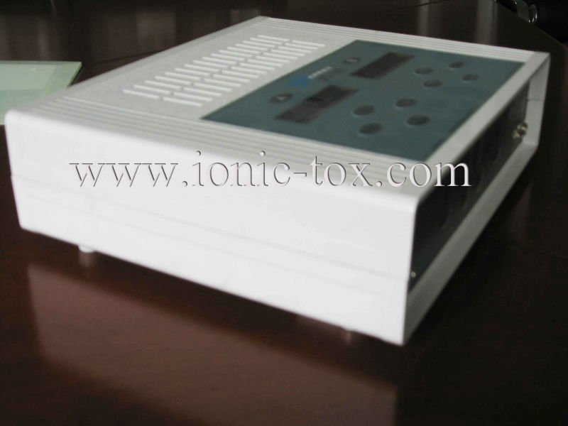 WTH-202 Body toxin remover detox foot spa help to keep you in good condition(China (Mainland))