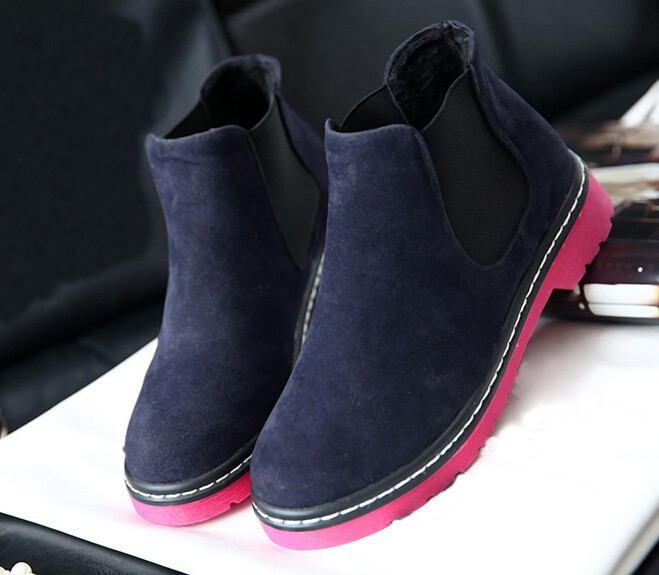 Women-Ankle-Boots-Autumn-2015-New-Winter-Spring-Fashion-Brand-EU-Size-35-39-PU-Leather
