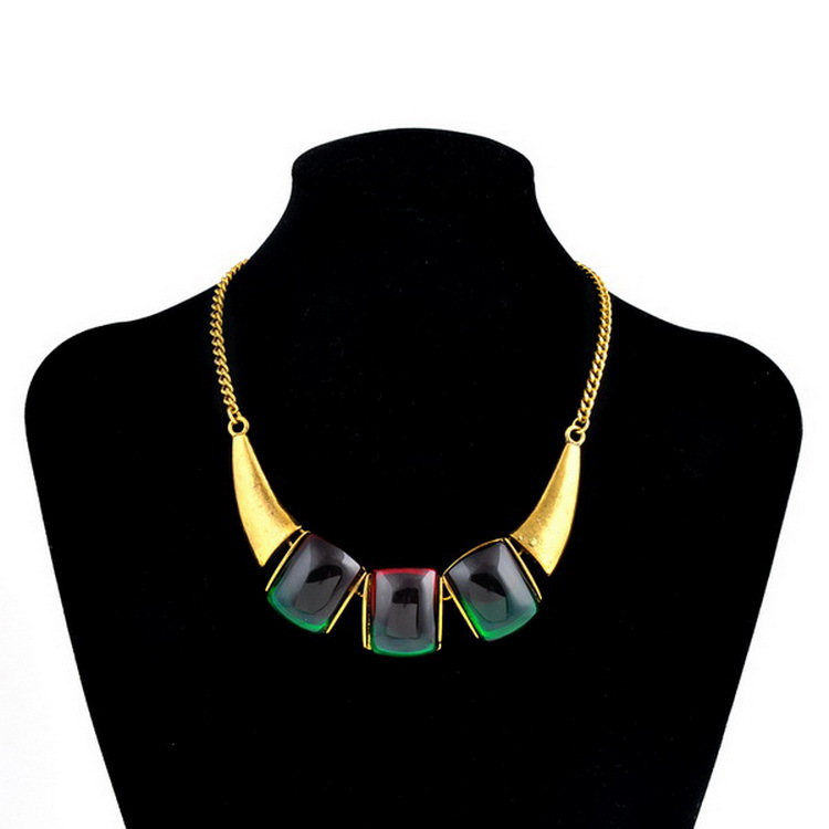Top brand design costume jewelry brazil tone egypt tribal for Top fashion jewelry designers