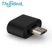 ThundeaL Micro USB To USB OTG 2.0 Hug Converter Camera MP3 USB OTG Adapter Cable For Android Phone Tablet Samsung Galaxy Sony LG(China (Mainland))