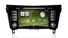 car navigation gps DT5267S For NISSAN 2014  X-trail 4core Android 4.4 8inch 1024*600 car radio upgrade no canbus head unit(China (Mainland))