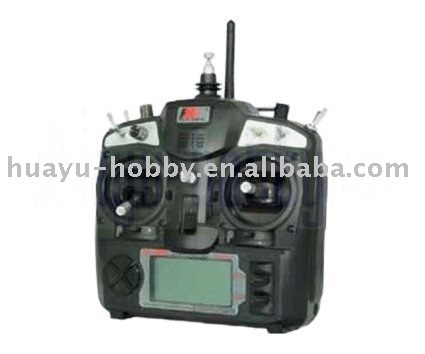 wholesale  Airplane radio Brand 9-ch 2.4Ghz R/C system  plane boat helicopter radio control HY000063