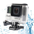 Easttowest 35m Underwater Diving Protective Waterproof Housing Case Cover for Gopro Hero 3 4 Action Camera