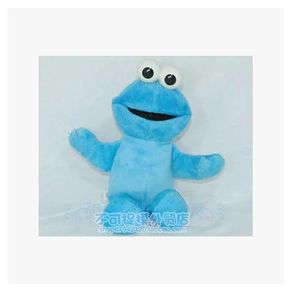 high quality Sesame street toy Sesame street ELMO COOKIE MONSTER GROVER GRNIE doll plush toy for children XMAS gift 27cm(China (Mainland))