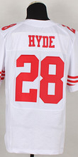 Elite Men's jerseys 7 Colin Kaepernick jersey 35 Eric Reid 28 Carlos Hyde 53 NaVorro Bowman Jerry Rice joe montana Anquan Boldin(China (Mainland))