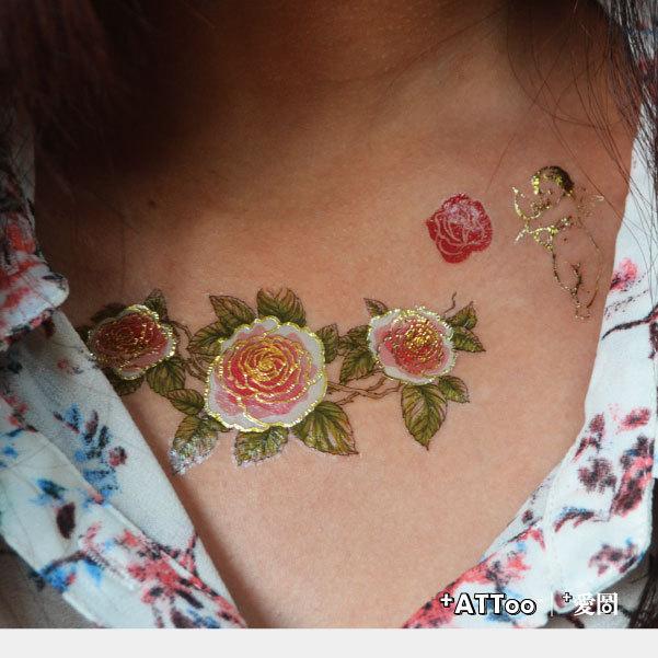 Rose Flower Mehndi : Rose flower mehendi design picture cuonun