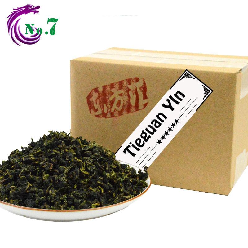 AAAAAA grade 200g Tieguanyin 2015 Chinese Anxi Tie Guan Yin green tea Tikuanyin health drink Oolong
