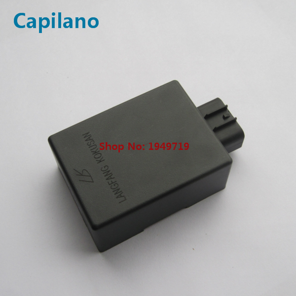 motorcycle top 225 gram digital ignition CDI unit AN125 for Suzuki 125cc AN 125 motorcycle electric parts(China (Mainland))