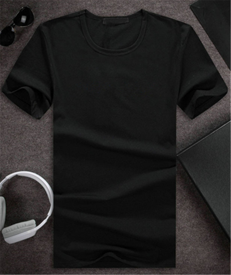 Cheap Clothes China 2015 New Arrival Famous Brand Name T Shirt Men Tshirt Clothing T Shirts Luxury T-shirt Men Fit Summer Tops(China (Mainland))