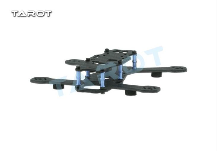 f17841 tarot tl130h2 mini racing drone alien 130 quadcopter carbon fiber frame for fpv