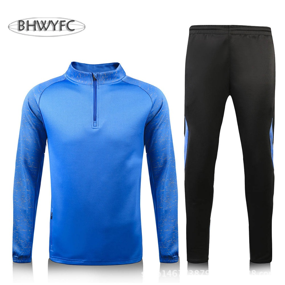 BHWYFC Rugby Jersey 2017 Sport Suit Tracksuit Mens Women Sets long Sleeve Survetement Jogging Training Jerseys Rugby Shirt(China (Mainland))