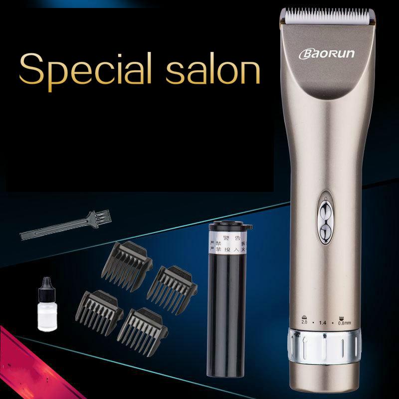 Professional Salon Electric Hair Clipper Beard Trimmer Hair Cutting Machine Shaving Hair-clipper-attachment-comb For Adult Child