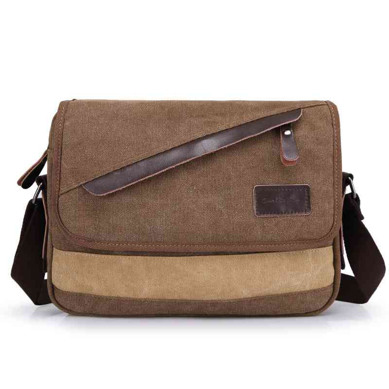 Small bench Free Shipping 15 shoulder bags diagonal mens canvas bag shopping phone 1433651841(China (Mainland))