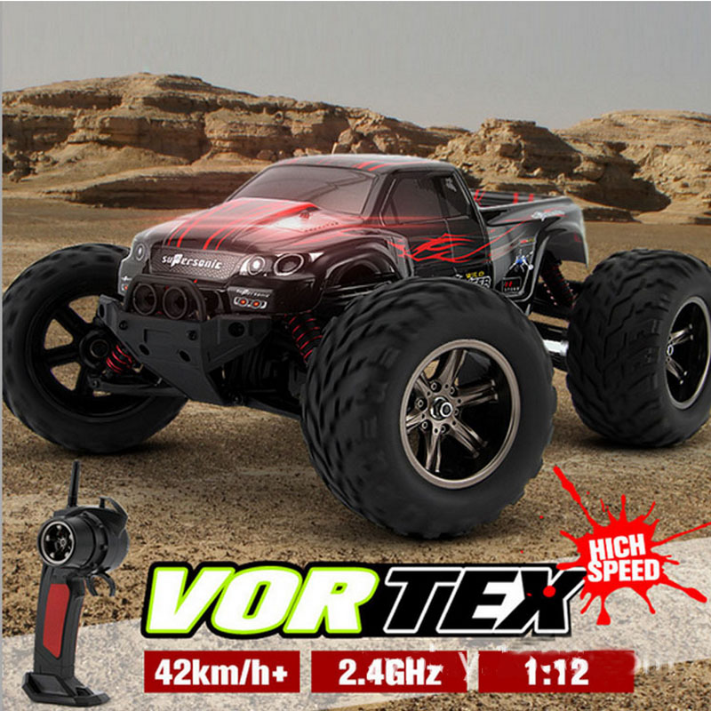 Super professional remote control toys electric rc cars 4wd high speed off-road remote control no gasoline car racing(China (Mainland))