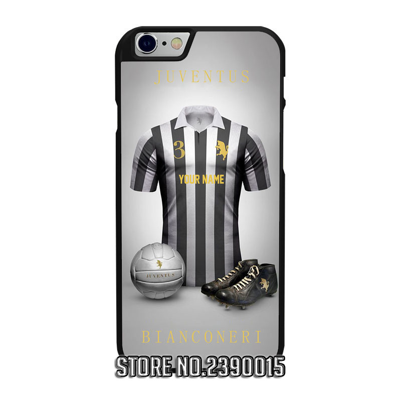 Custom JUVENTUS Soccer Jersey Cover Case for IPhone 4 4s 5 5s 5c se 6 6s 7 plus Sony Z Z1 Z2 Z3 Z4 Z5 C3 C4 C5 M2 M4 T3 X XA(China (Mainland))