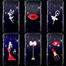 Huawei P2 Case Cover,Ribbon Crystal Diamond PC Hard Cover Rhinestone Ascend Phone Covers - Shenzhen Yi Fang FX Electronics Co.,Ltd store