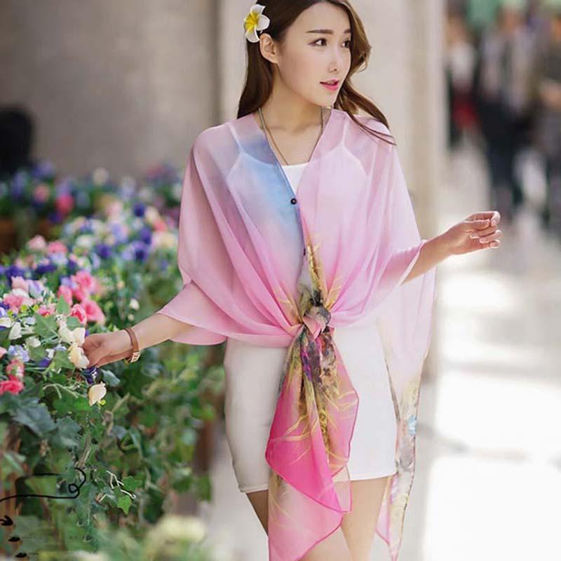 New Design Scarves Magic Rayon Pashmina Women Shawl and Wraps Lady Wraps Feather Pattern All-match Birthday Gift(China (Mainland))
