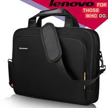"Buy Laptop Shoulder Bag Women Men Notebook Sleeve Messenger HandBag Briefcase Carry Bags Lenovo Laptop Bag Black 14"" 15.6"" for $22.99 in AliExpress store"