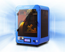 High Precision Dual Extruder Createbot Mini 3D Printer With heating plate and Multi Colors for Choice