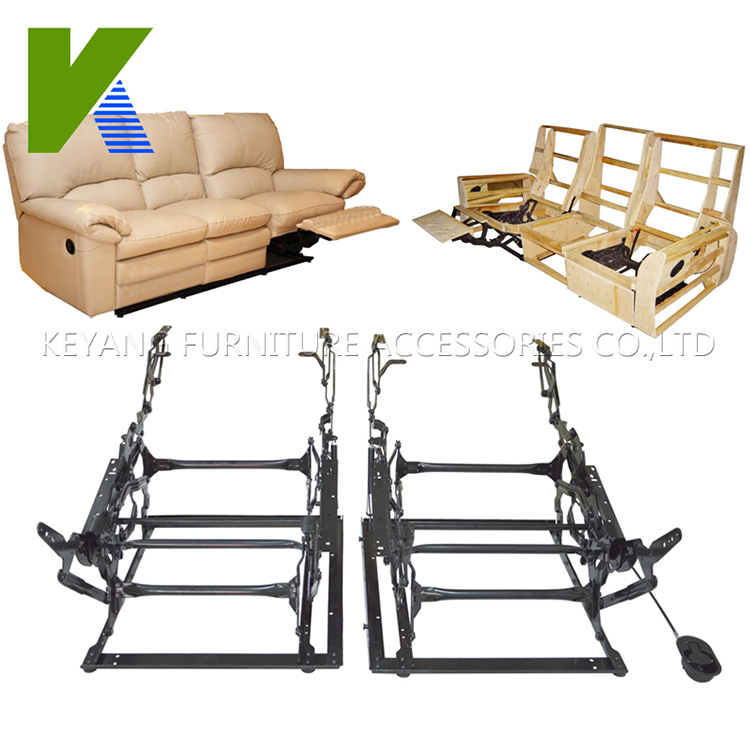 Whosale 2 Seat Sofa Recliner Mechanism With The Motor KYC4311(China (Mainland))