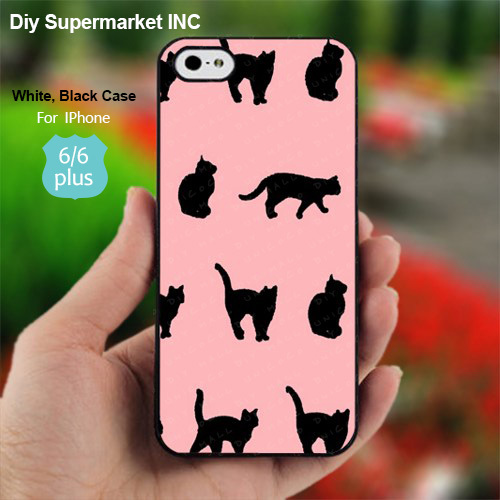 Different positions for Pink cats case For LG G4 Samsung Mini Note 3 4 Galaxy S3 4 5 6 IPhone 4s 5s 5C 6 Plus ipod touch 4 5 1pc(China (Mainland))