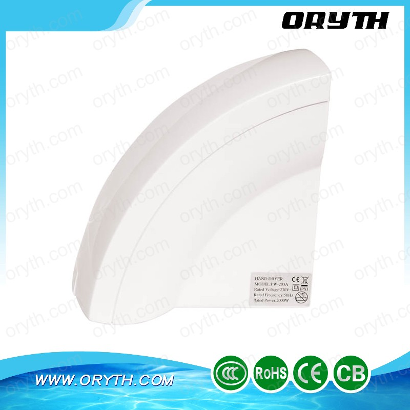 Low Power Consumption Touchless Automatic Hand Dryer(China (Mainland))