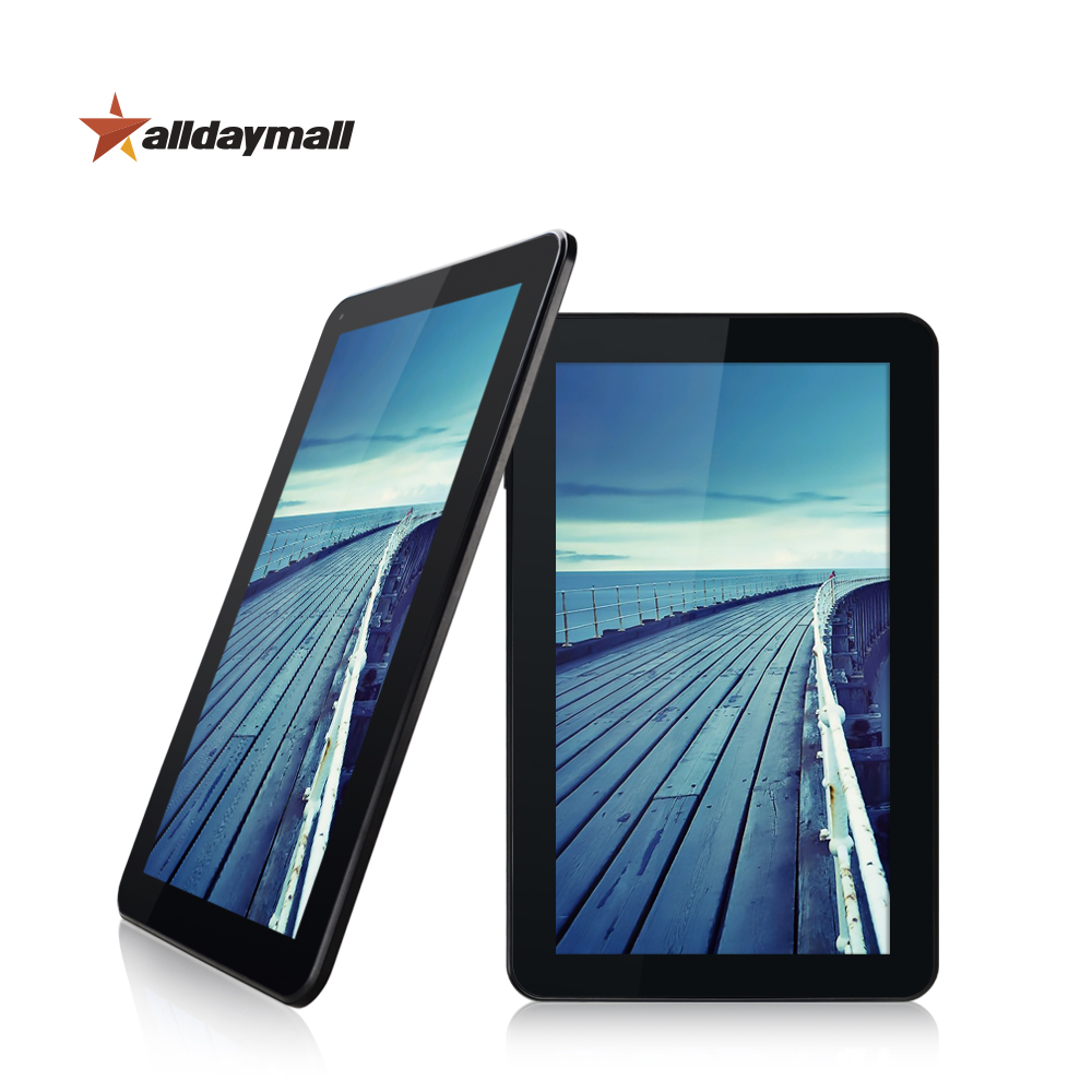 """Alldaymall A10X PC Tablet 10.1"""" Support Android 4.4 1GB 16GB Quad Core Allwinner A33 Dual Camera Android Tablet pc 10.1 inch(China (Mainland))"""