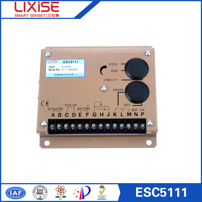 LIXiSE diesel engine speed control unit ESD5111(China (Mainland))
