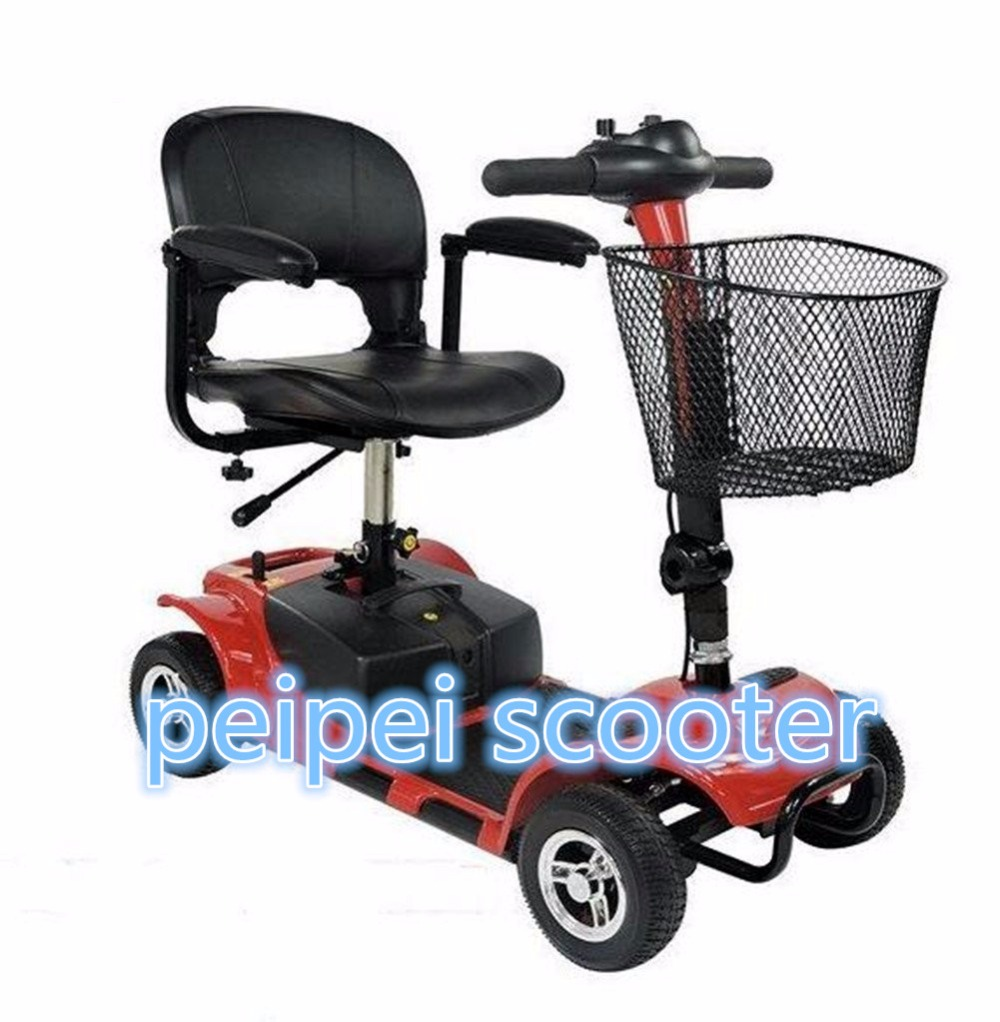 Online Get Cheap Foldable Mobility Scooters Aliexpress