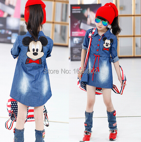 Платье для девочек Brand New 4/14y, 2015 N&S-0144 леггинсы для девочек brand new v k 2015 2 14y 51