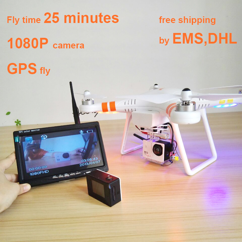 RC Planes Remote Control Airplanes Professional Drones Camera with Camera GPS RC Drone FPV Quadcopter Set Drone RC Quadcopter(China (Mainland))