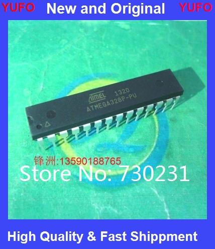 Гаджет  Free shipping 5PCS ATMEGA328P-PU ATMEGA328 328P-PU Microcontroller DIP-28 Original of atmel None Электронные компоненты и материалы