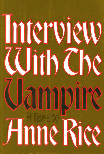 interview with the vampire research paper