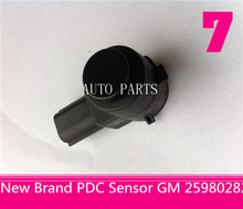 OE# GM25980282 New Original PDC Parking Sensor for Cadillac /Buick /Chevrolet /GM Orlando