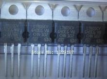 10pcs L7805CV L7805 LM7805 Voltage Regulator IC 5V 1.5A(China (Mainland))