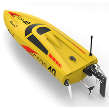 Keliwow Brushless 40cm High Speedboat 2.4Ghz RC Boat ABS Unibody Made Remote Control Ship Model(China (Mainland))